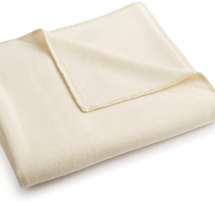 Washable Wool Twin Blanket Bedding