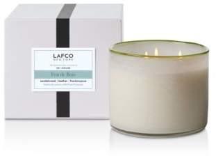 Lafco Inc. Feu de Bois Ski House 3-Wick Candle 30 oz