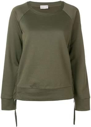Moncler drawstring sweatshirt