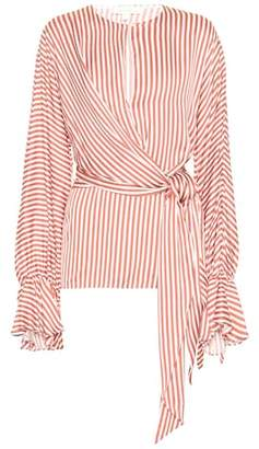 Jonathan Simkhai Striped top