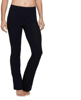 Yummie by Heather Thomson Compact Cotton Jodi Bootcut Leggings - Women's
