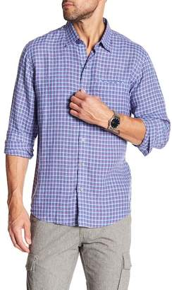 Zachary Prell Althoff Long Sleeve Trim Fit Shirt