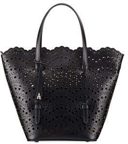 Alaia Nicole Cutout Tote Bag