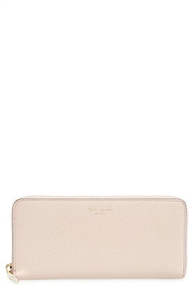 Kate Spade Margaux Leather Continental Wallet