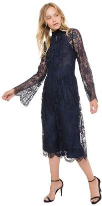 Juicy Couture Kendall Lace Midi Dress