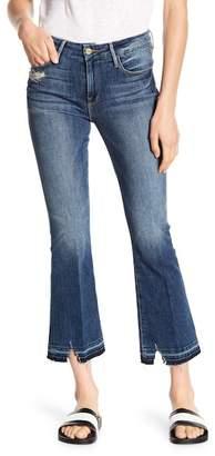 Frame Le Crop Boot Cut Released Hem Jeans