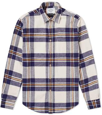 Portuguese Flannel Woodstock Check Shirt