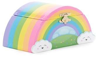 Schylling Rainbow Jewelry Box