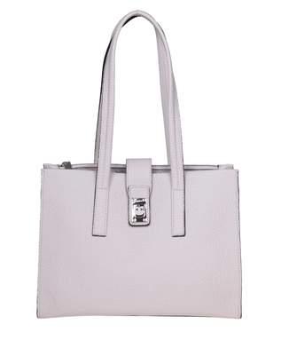 Furla Idea Shopping M Leather Plaster Color
