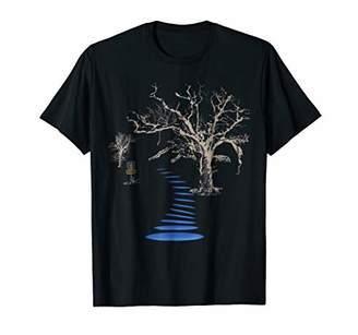 The Woods Disc Golf Into Disc Golf T-Shirt