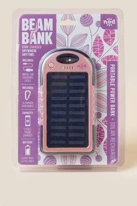 Rosegold Nod Products Rose Gold Portable Power Bank - Rose/Gold