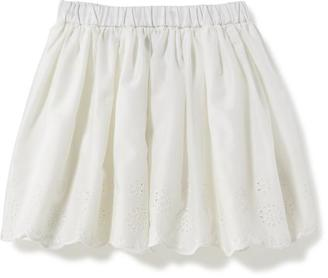 Cutwork Swing Skirt for Toddler Girls $19.94 thestylecure.com