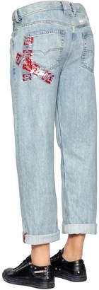 Diesel Straight Leg Vintage 90's Tape Jeans