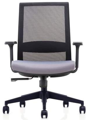 Symple Stuff Motion Health and Wellness Mid-Back Ergonomic Mesh Office Chair