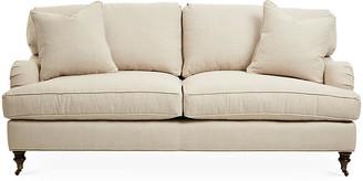 One Kings Lane Brooke Sleeper Sofa - Natural Herringbone