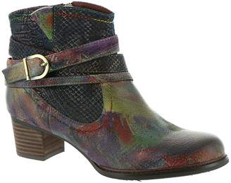 Spring Step Women's L'Artiste by Spring Step, Shazzam Ankle Boots 3.9 M