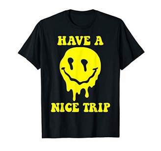 Funny Have A Nice Trip LSD MDMA Psychedelic Drug T Shirt