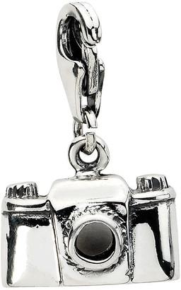 Amore La Vita Sterling Camera Charm
