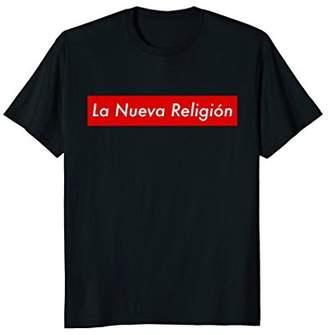 La Nueva Religion THE BAD BUNNY T-Shirt Camisas