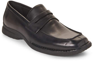 Kenneth Cole Unlisted By Black Bon Fire Penny Loafers