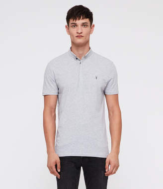AllSaints Grail Polo Shirt