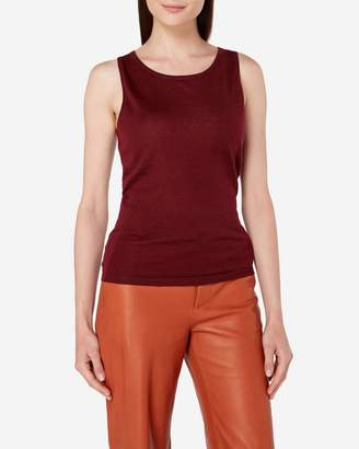 N.Peal Superfine Cashmere Shell Top