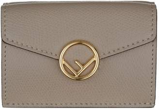 Fendi Zipped Card Holder