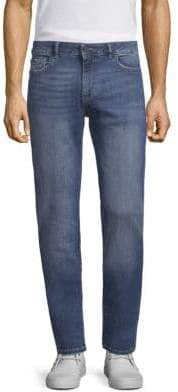 DL Premium Denim Nick Slim Straight Jeans