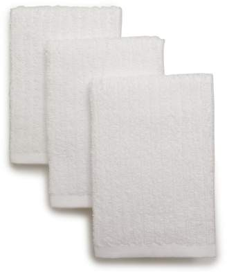 "Sur La Table Bar Mop Dishcloths, 12"" x 12"", Set of 3"