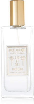 Coqui Coco Coco Linen Spray, 100ml - Colorless