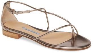 Emme Parsons String Ankle Strap Sandal