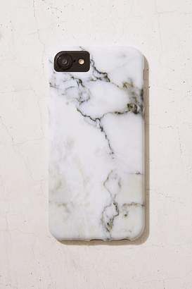 Urban Outfitters White Marble iPhone 8/7/6/6s Case