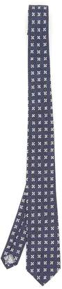 Thomas Mason Yoko Tie With Floral Print