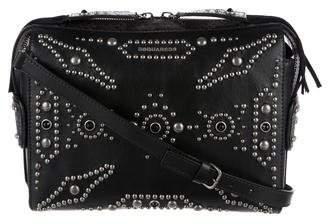 DSQUARED2 Embellished Shoulder Bag