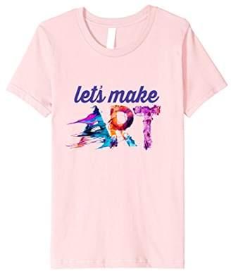Elementary Art Teacher Shirt Painting Shirt for Women