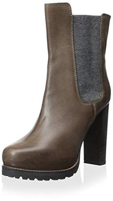 Brunello Cucinelli Women's Ankle Boot with Goring