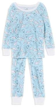 Aden and Anais Boys' Shark Pajama Set - Baby