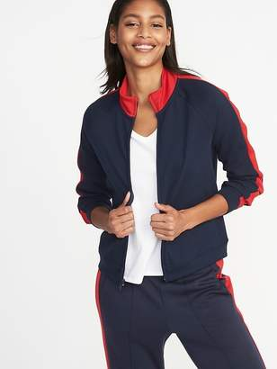 Old Navy Color-Block Zip Track Jacket for Women