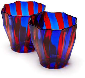Murano CAMPBELL REY Rosanna striped glasses