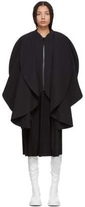Junya Watanabe Black Circle Panels Coat