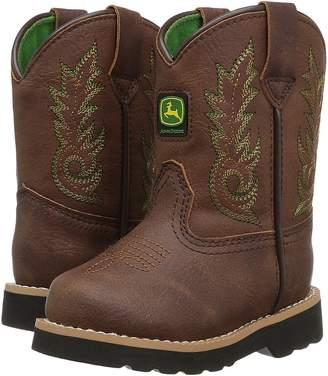 John Deere Everyday Round Toe Men's Work Boots