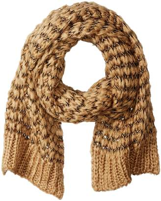 Rampage Women's Loose Knit Oblong Scarf