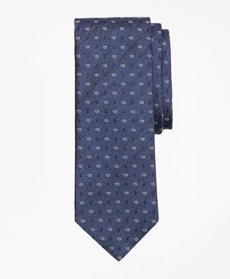 Brooks Brothers Heathered Pine Tie