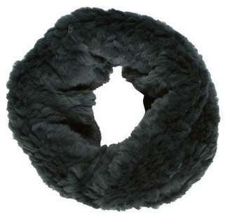 Linda Richards Fur Infinity Scarf