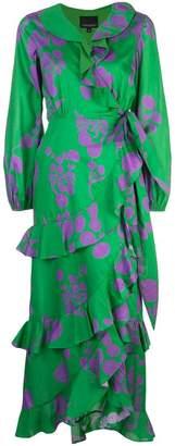 Cynthia Rowley Lanai maxi dress