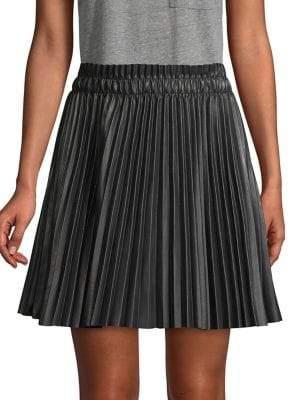 Vero Moda Pleated Mini Skirt