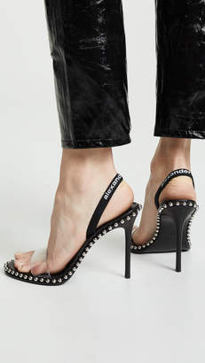 Alexander Wang Nova High Heel Sandals
