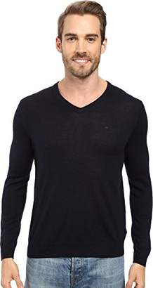 Calvin Klein Men Merino Sweater V-Neck