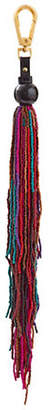 Brian Atwood Pixie Beaded Leather Tassels