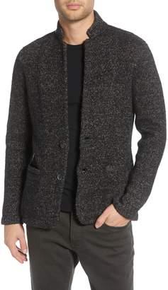 John Varvatos Classic Fit Sweater Knit Blazer